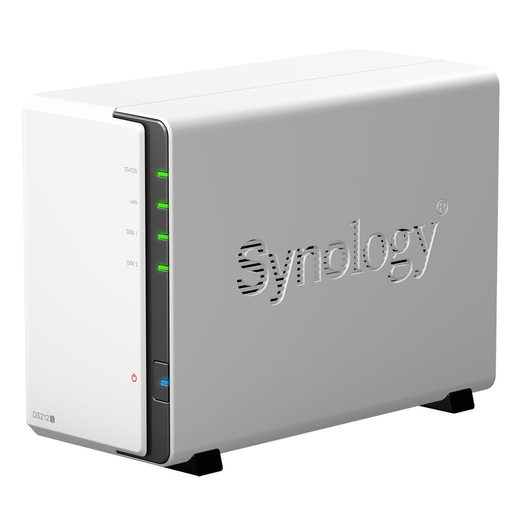 Beste NAS-Systeme: Synology DS212j